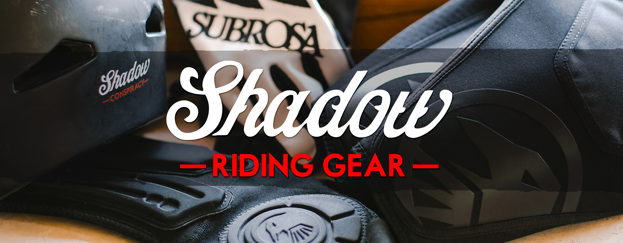 Shadow Riding Gear