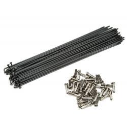 CINEMA Stainless Spokes black - 186mm - VK 17,95 EUR