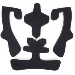 SHADOW Classic Helmet Replacement Pads black 8mm - VK 7,95 EUR
