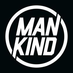 Mankind Banner 61 cm x 61 cm - VK 14,95 EUR - NEW