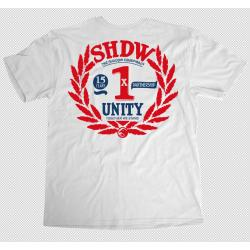 Shadow X Unity BMX WE STAND T-Shirt large white - VK 25,95 EUR - NEW