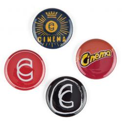 CINEMA Assorted Button Pack - VK 8,95 EUR