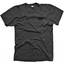 MANKIND Company T-Shirt heather grey with black print - medium - VK 24,95 EUR
