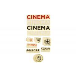 CINEMA 2020 Assorted Sticker Pack - VK 6,95 EUR - NEW