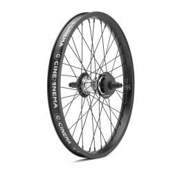 CINEMA 888 Freecoaster Rear Wheel 36H RHD silver - VK 299,95 EUR
