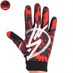SHADOW Jr. Conspire Gloves red tye die YS - VK 36,95 EUR