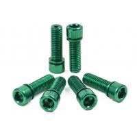 SHADOW Hollow Stem Bolts - SET - green - VK 11,95 EUR