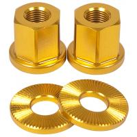 SHADOW Alloy Nuts 14mm gold - 15,95 EUR