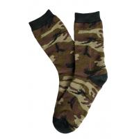 SHADOW Crow Crew Socks camo - VK 14,95 EUR