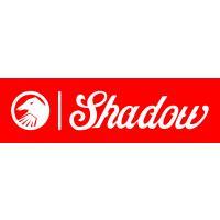 SHADOW Logo Sticker red - VK 0,50 EUR