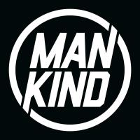 MANKIND Logo Ramp Sticker  - VK 4,95 EUR - NEW