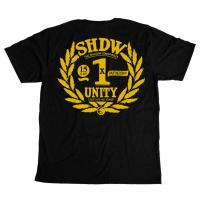 SHADOW X Unity BMX WE STAND T-Shirt black - large - VK 24,95 EUR