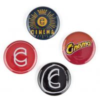 CINEMA Assorted Button Pack - VK 8,95 EUR - NEW
