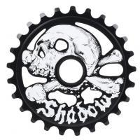 SHADOW Cranium Sprocket 25t black - VK 34,95 EUR