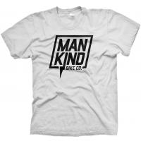 MANKIND Flash T-Shirt white - medium - VK 24,95 EUR