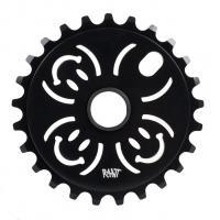 RANT H.A.B.D Sprocket 25t black - VK 29,95 EUR - NEW