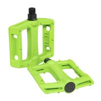 MANKIND Control Plastic Pedals green - VK 17,95 EUR - NEW