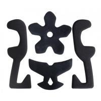 SHADOW Featherweight Helmet Replacement Pads black 5mm - VK 9,95 EUR