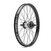 CINEMA 888 Freecoaster Rear Wheel 36H LHD silver - VK 299,95 EUR
